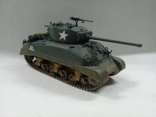 M4A1 Sherman 76 mm.