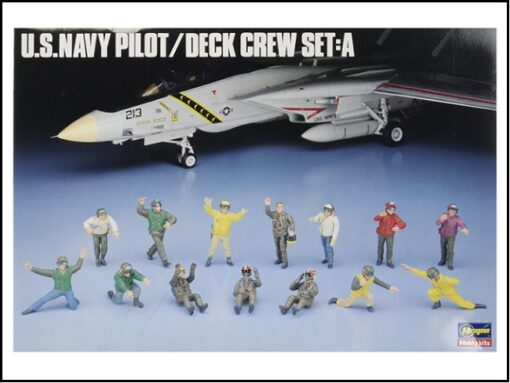 U.S. Navy Pilot/Deck Crew Set A