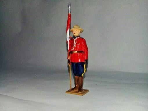 Canadá, Real Policia Montada