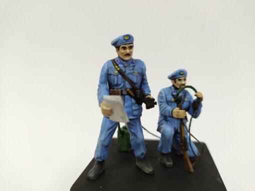Paracaidistas Italianos 2da. Guerra Mundial