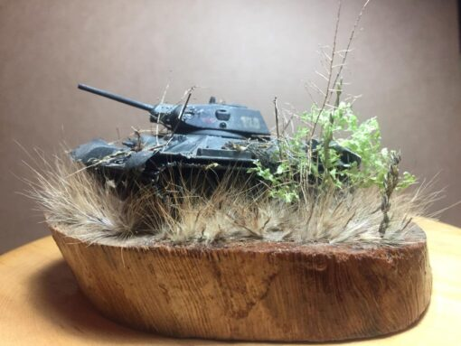 Tanque soviético T-34/76