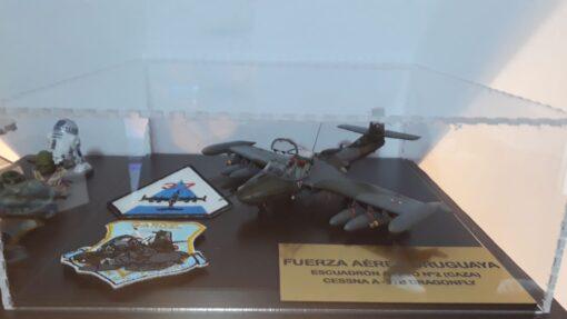 A-37B Dragonfly Fuerza Aerea Uruguaya