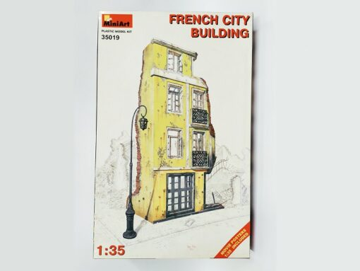 French City Building