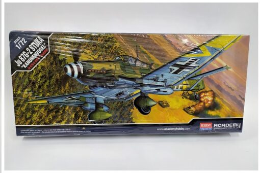 Junkers Ju-87G-2 Stuka «Kanonenvogel»