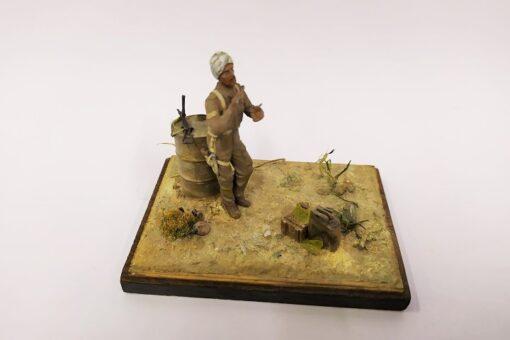 Sub-Oficial Indio, 2da. Guerra Mundial